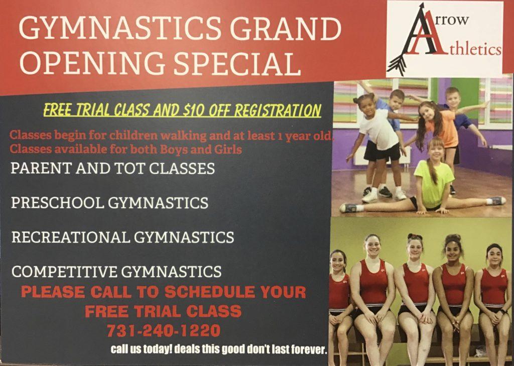 Gymnastics Special