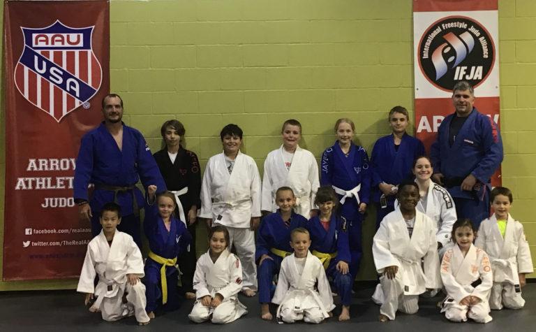 Martial Arts Class Jackson TN