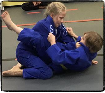 Kids Brazillian Jui-Jitsu