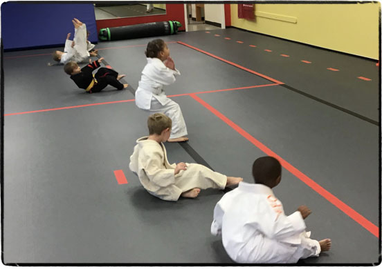 preschool martial arts
