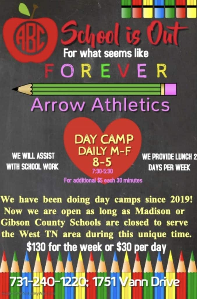 Day Camp Jackson TN
