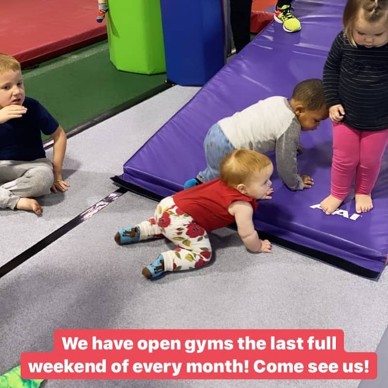 Open Gym Arrow Athletics