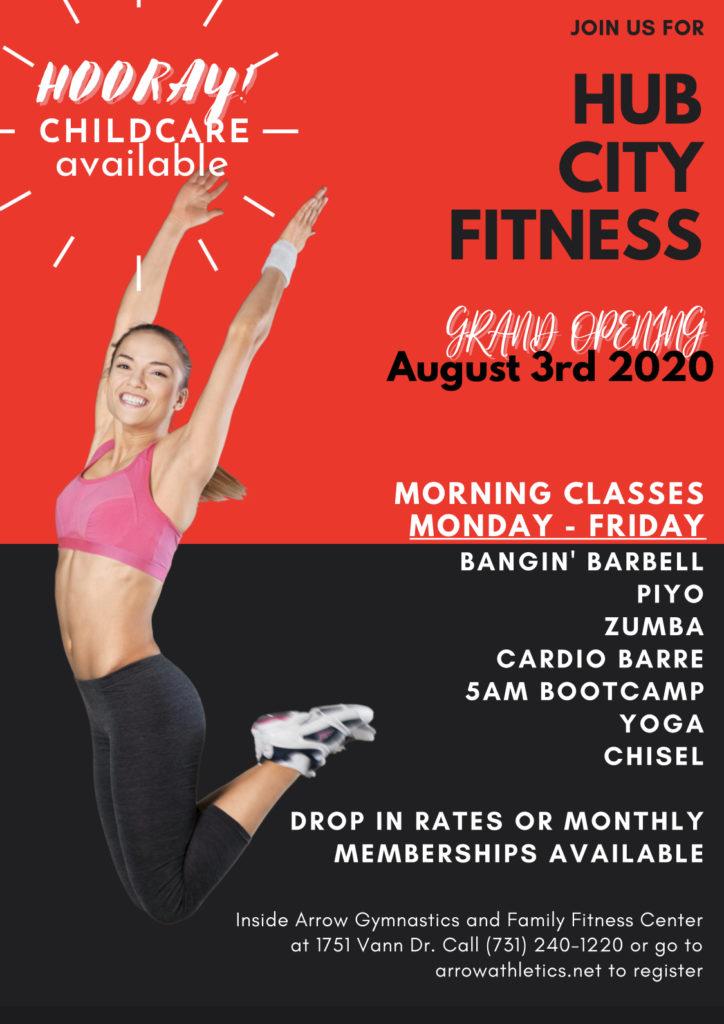 Fitness Classes Jackson TN